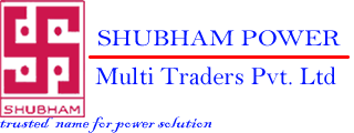 Shubham Power Multi Traders Pvt. Ltd Retina Logo